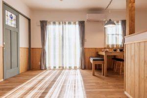 秩父の新築住宅完成見学会 横瀬町ナチュラルなお家家具雑貨